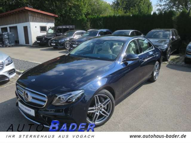 E 400, d 4Matic AMG Line/Exclusive Panorama DTR