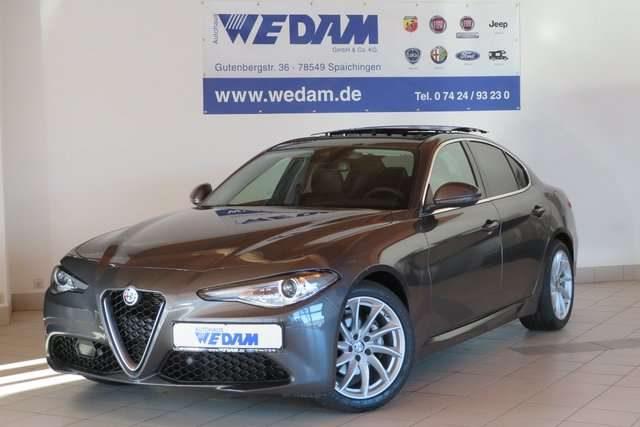 Giulia, Super 2.2 190PS Diesel AT8 *Schiebedach*