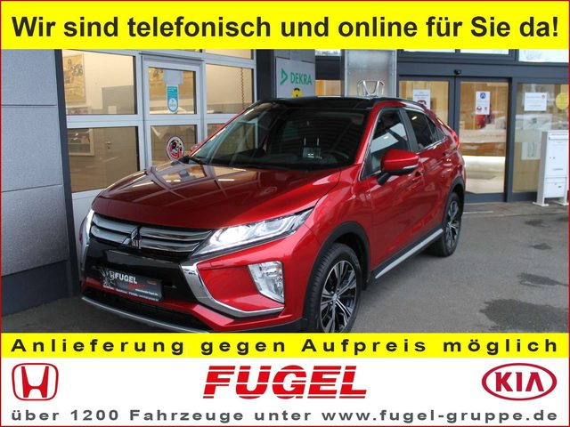 Eclipse Cross, 2.2 DI-D Top 4WD AT ACC|Pano|LED