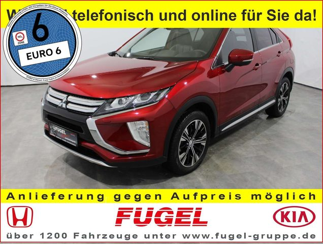 Eclipse Cross, 2.2DI-D Top 4WD AT ACC Pano LED Navi