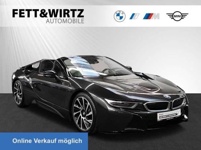 BMW, i8, Roadster Navi HUD LED H/K 20