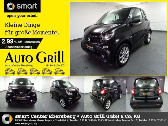 smart, forTwo, fortwo 66 kW Passion twinamic LED PanoDa DAB SHZ