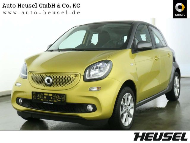forFour, forfour 66kW turbo twinamic *Navi*Pano-dach*DAB*