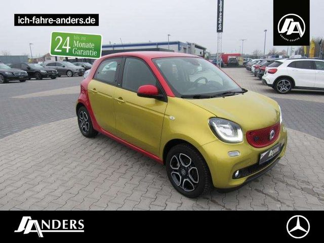 forFour, forfour electric drive Cool u. Media+Winter-P.
