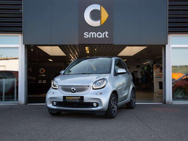 forTwo, smart fortwo electric drive Cool u. Media