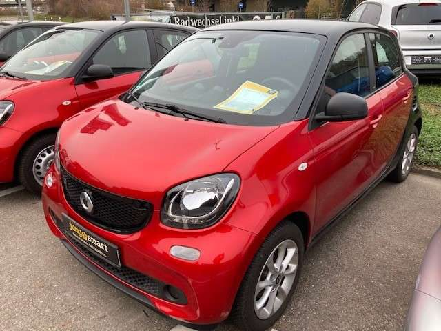 forFour, smart forfour electric drive Cool u. Audio
