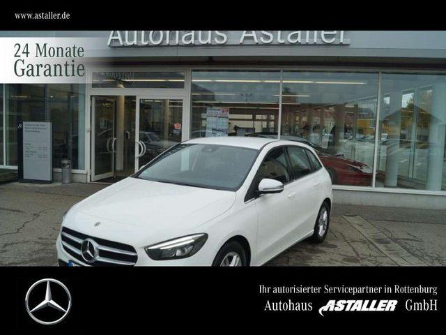Mercedes-Benz, B 180,  d Style+MBUX+Kam+LEDHi+DAB+Spur+el.Heckkl