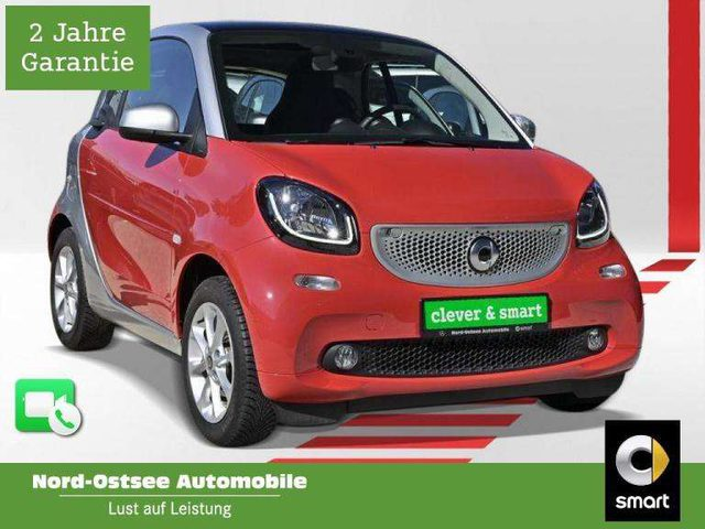 forTwo, fortwo 52 kW Passion Cool and Audio LED Pano SHZ