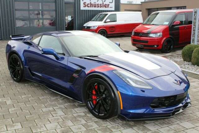 C7, Grand Sport Europamodell Z07-Performance Pak