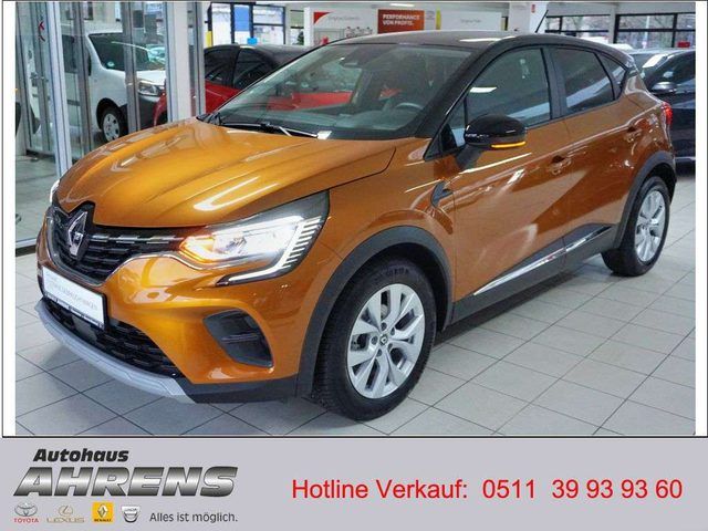 Captur, TCe100 EXPERIENCE Deluxe Pak 17 Zoll Allwetter