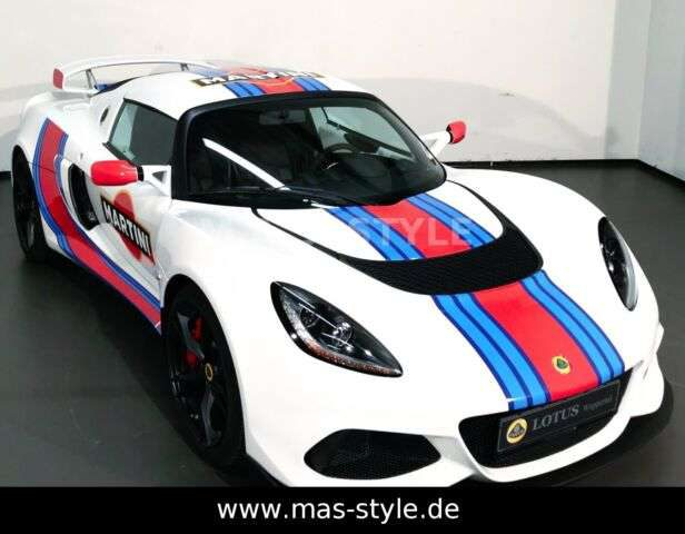 Exige, Sport 350 Lotus Wuppertal by M.A.S. STYLE