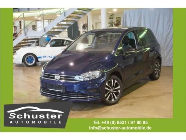Volkswagen, Golf Sportsvan, IQ.DRIVE 1.0TSI*ACC Spurass. SHZ