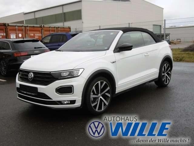 Volkswagen, T-Roc, Cabriolet 1.5 TSI OPF R-Line Navi+Leder