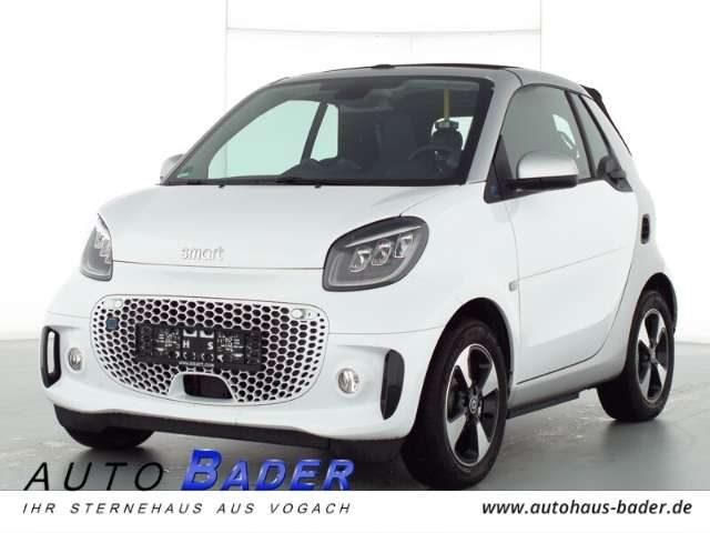 smart, forTwo, EQ Cabrio Passion Exclusiv -5.000 EUR Bafa