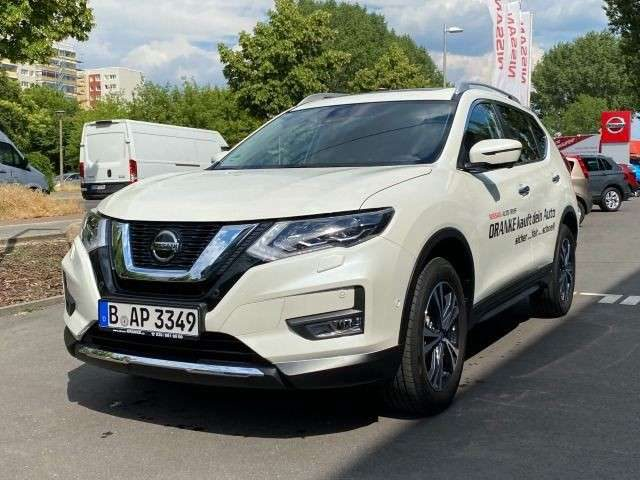 X-Trail, 1.7 dCi N-Connecta Safety/PGD/18Zoll