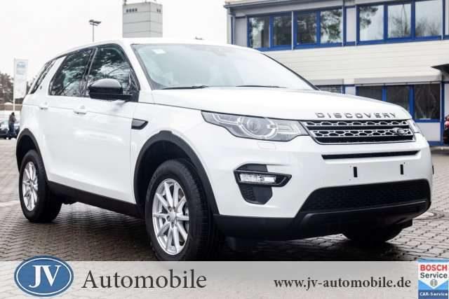 Discovery Sport, 2.0 TD4 *4WD*AUTOMATIK* NAV XEN