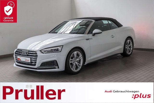 Audi, A5, Cabriolet 40 TDI S line Stronic Navi Xenon