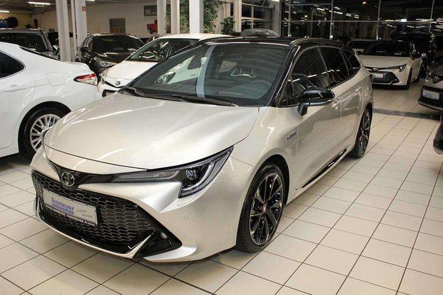 Corolla, 2,0 Hybrid GR Sport Style Navi HUD Bi-LED ACC Park