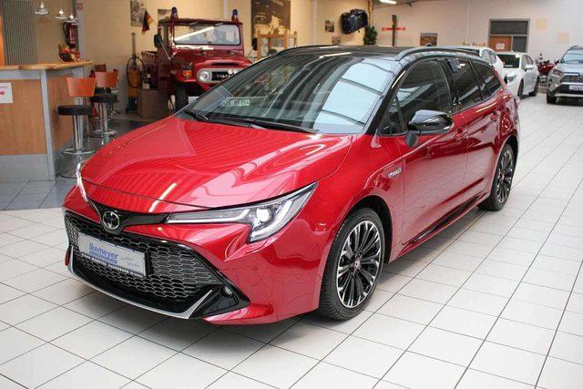 Corolla, 1,8 Hybrid GR Sport Style Navi HUD Bi-LED ACC Park