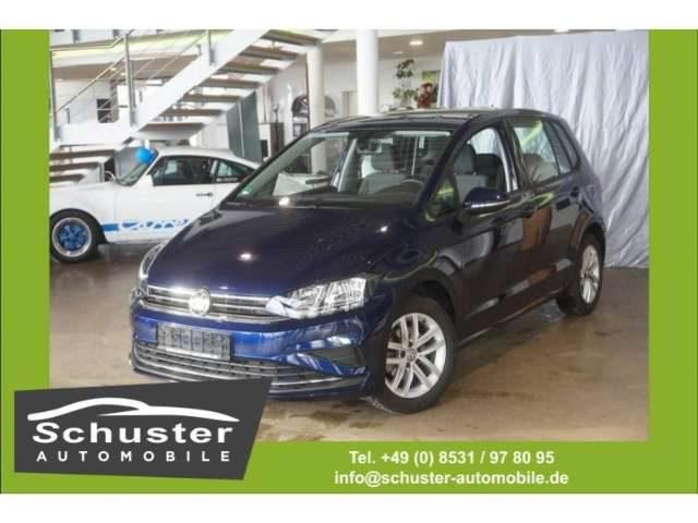 Volkswagen, Golf Sportsvan, Comfortline 1.0TSI Klimaaut SHZ
