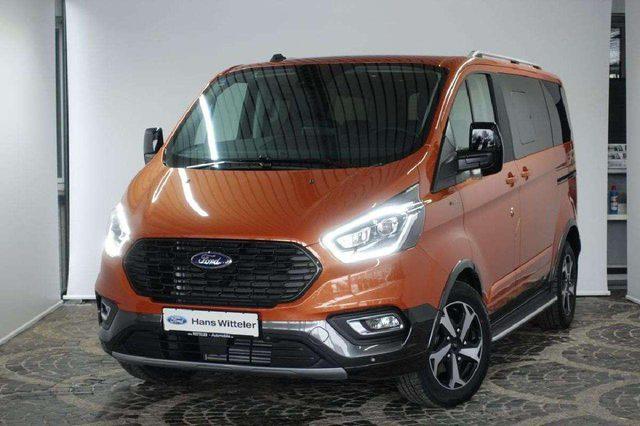 Ford, Transit Custom, 320 L1 Tourneo Titanium/Xenon/Navi