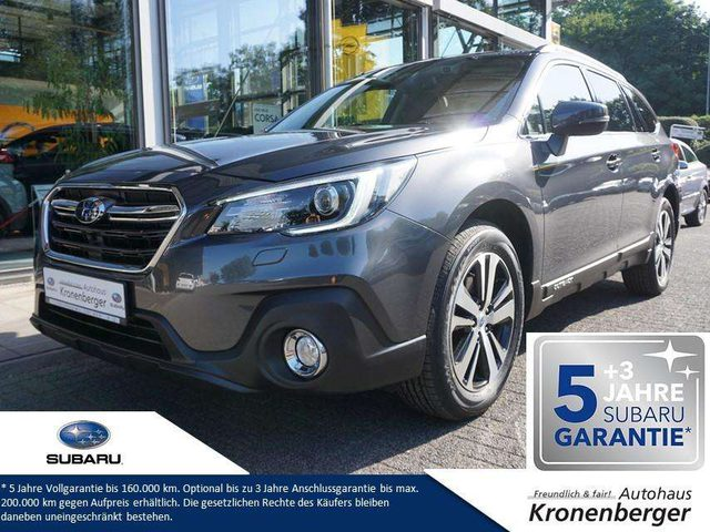 OUTBACK, 2.5i Sport Lineartronic