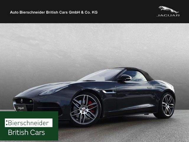 F-Type, Cabrio R AWD EXTERIEUR DESIGN PACK DAB LED KAMERA