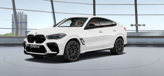 X6 M, COMPETITION/LaserL/POWER SUV mit 625PS