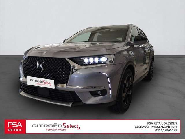 DS 7 Crossback, DS7 Crossback BUSINESS HDI 180 EAT8/ Navi/ Nigh...