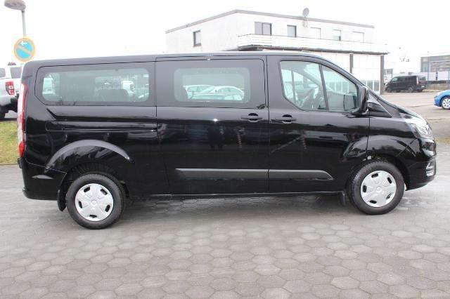 Transit Custom, Trend KOMBI LANG / Sync 2,5 + 8 Sitze + FGS