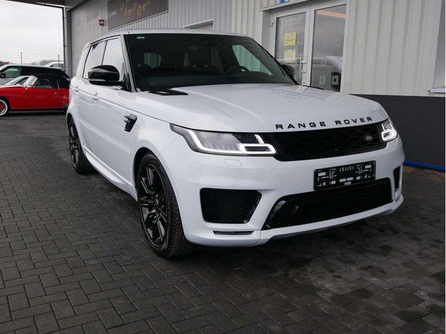 Range Rover Sport, HSE Dynamic, Matrix LED, 21 Zoll