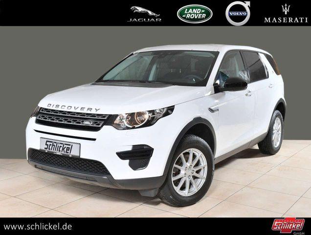 Discovery Sport, TD4 Pure Navi AHK Klimaanlage