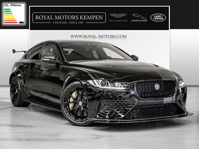 XE, Project 8 Limited Edition 1 of 300