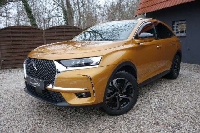 DS 7 Crossback, Be Chic LED Navi Panorama Anhängek