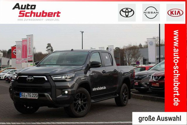 Toyota, Hilux, Hilux 4x4 Double Cab Invincible+NAVI+BI-LED+DIFF