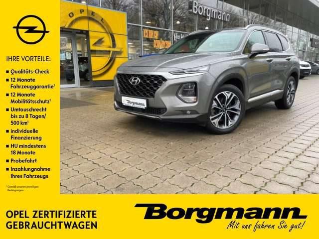 Santa Fe, Premium 4WD 2.2 CRDi Automatik - Navi - Leder
