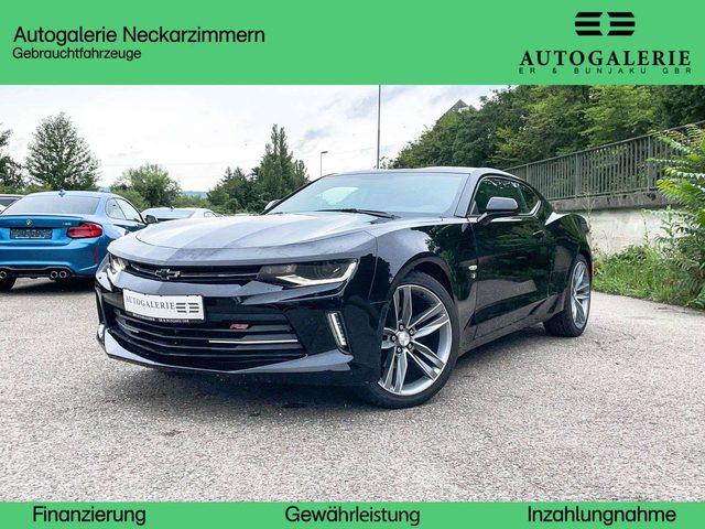 Camaro, Coupe 3.6l V6 Tüv neu / Leder / Kamera / 1 Hand
