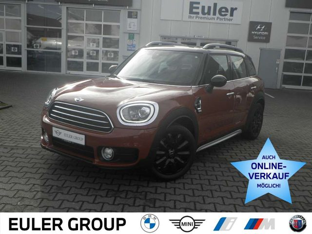 Cooper D Countryman, Chili LED NavProf Sp.Lenkrad Sp.Sitze PDC