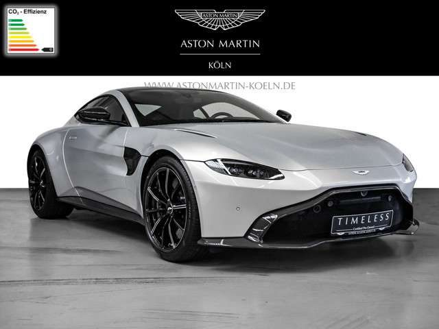 Vantage, New Coupe Manual UPE 219.783,-