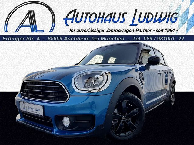 Cooper D Countryman, 20D Countryman ALL4 Steptronic*ACC*NP~51.000,-