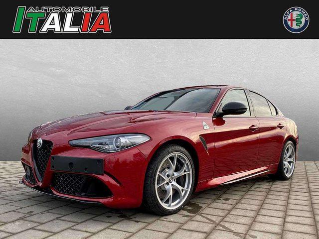Giulia, Quadrifoglio 2.9 V6 Bi-Turbo AT8 - Rosso Competizi