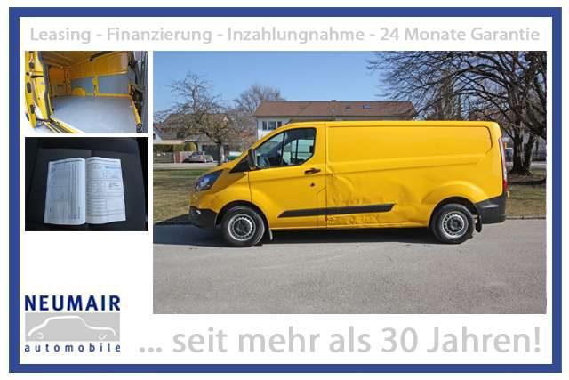 Transit Custom, 2.0 TDCI Lang * Klima/PDC/130PS! *