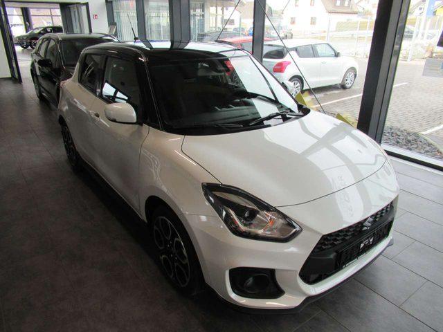 Swift, Sport Hybrid Black & White