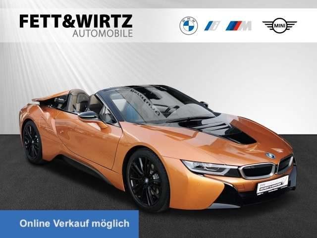 BMW, i8, Roadster HUD Laser Leas. ab 1.459,-br. o.Anz.