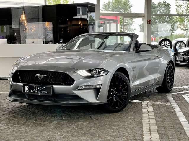 Ford, Mustang, GT 5.0 V8 Convertible 6 gang| ACC| B&O