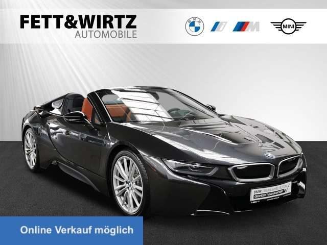BMW, i8, Roadster HUD Laser H/K Leas ab 1399,- br.o.A.