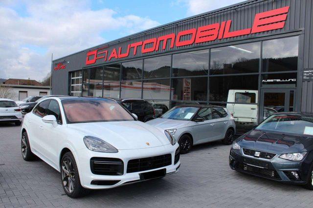 Cayenne, Turbo Coupe Tiptronic S/Leichtbau/22Zoll