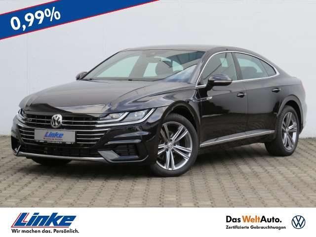 Volkswagen, Arteon, R-Line 2.0 TDI DSG Navi/ACC/Kamera/LED/Sprachsteu