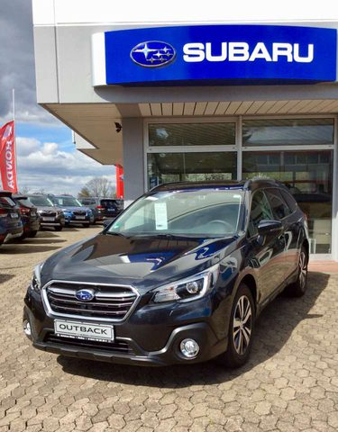 OUTBACK, 2.5i Lineartronic Sport