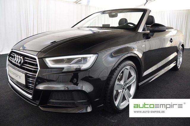 Audi, A3, Cabrio 1.5-TFSI 35 Sport S-Line-Plus LED/NAVI